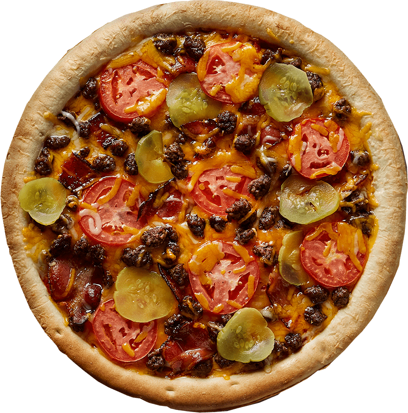 UnTopped Pizza Crust